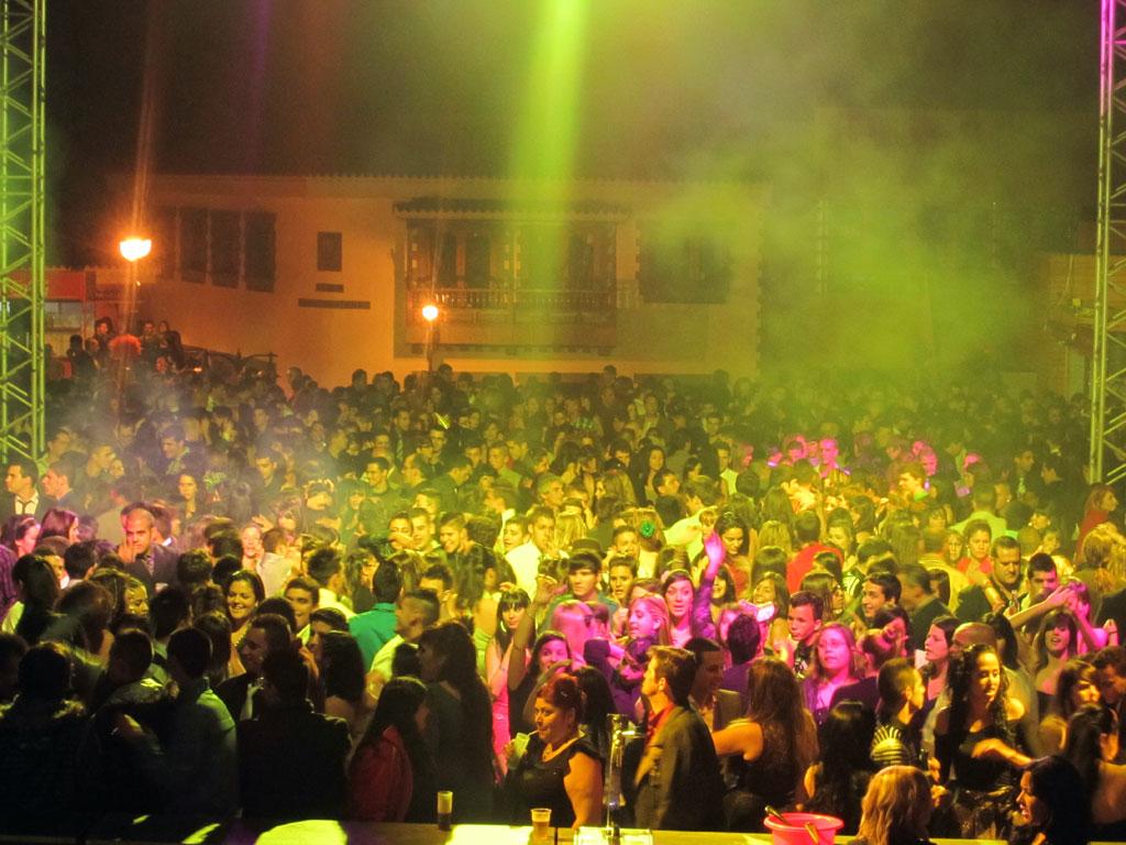 Fiesta Fin de Año Ingenio 2010 Parte 4