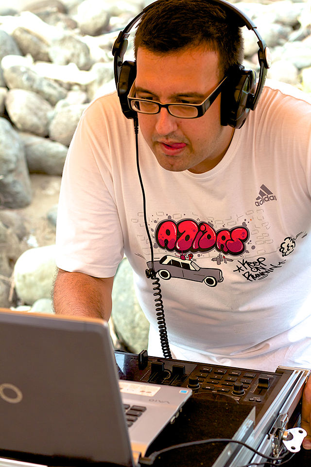 Video Currículum DJ Fano Sánchez 2012