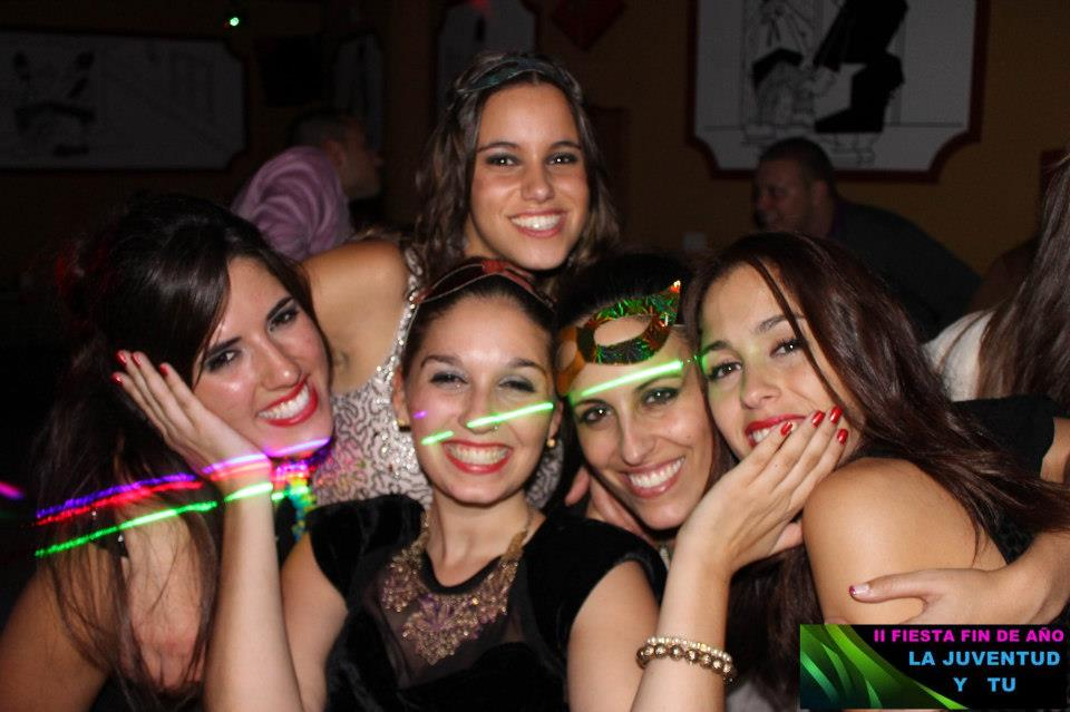 Fiesta Fin de Año La Juventud y Tú 2012