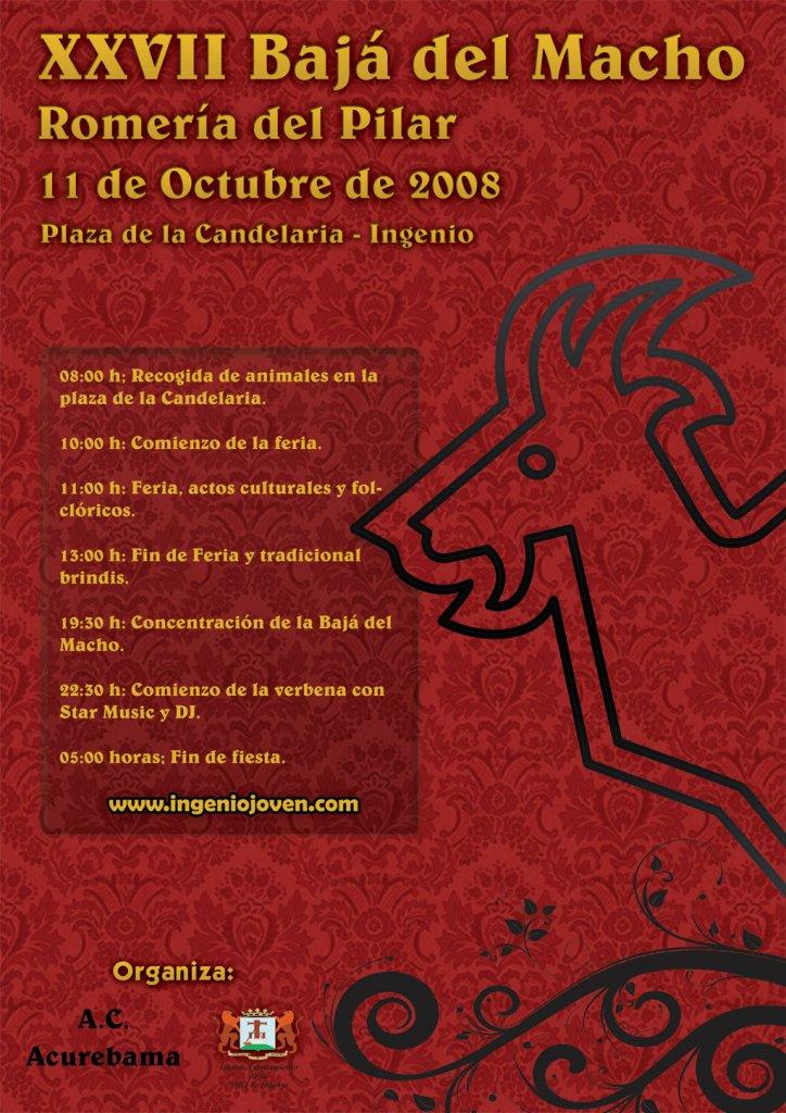 Bajá del Macho 2008