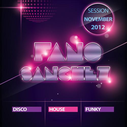 Fano Sánchez – Sesión Noviembre 2012