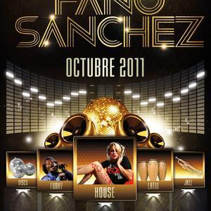 Fano Sánchez – Sesión Disco & Latin House Octubre 2011