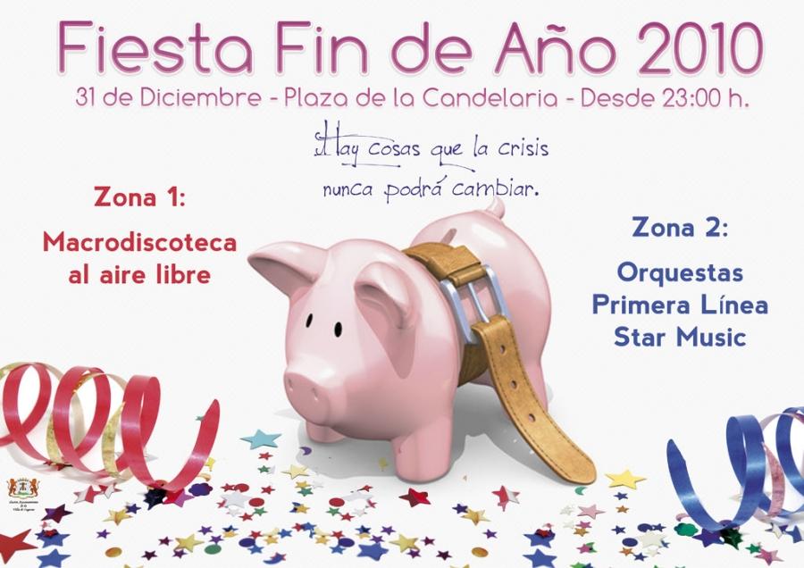 Fiesta Fin de Año Ingenio 2010