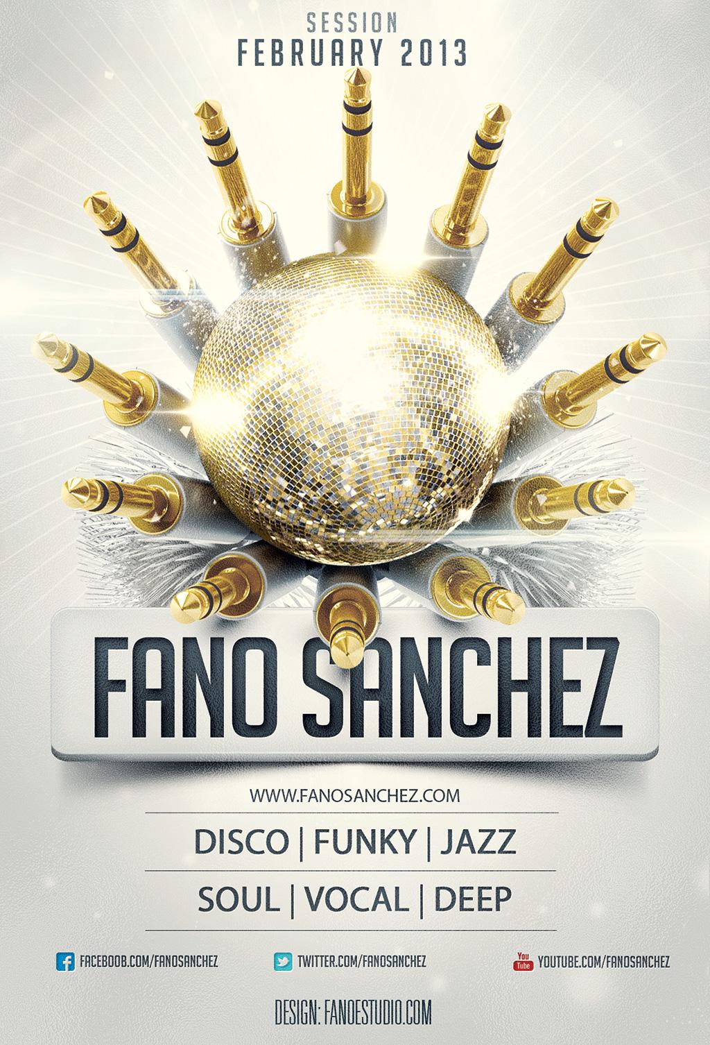 Fano Sánchez – Sesión Febrero 2013