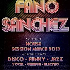 Fano Sánchez – Sesión Marzo 2013