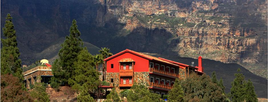 Boda Hotel Las Tirajanas