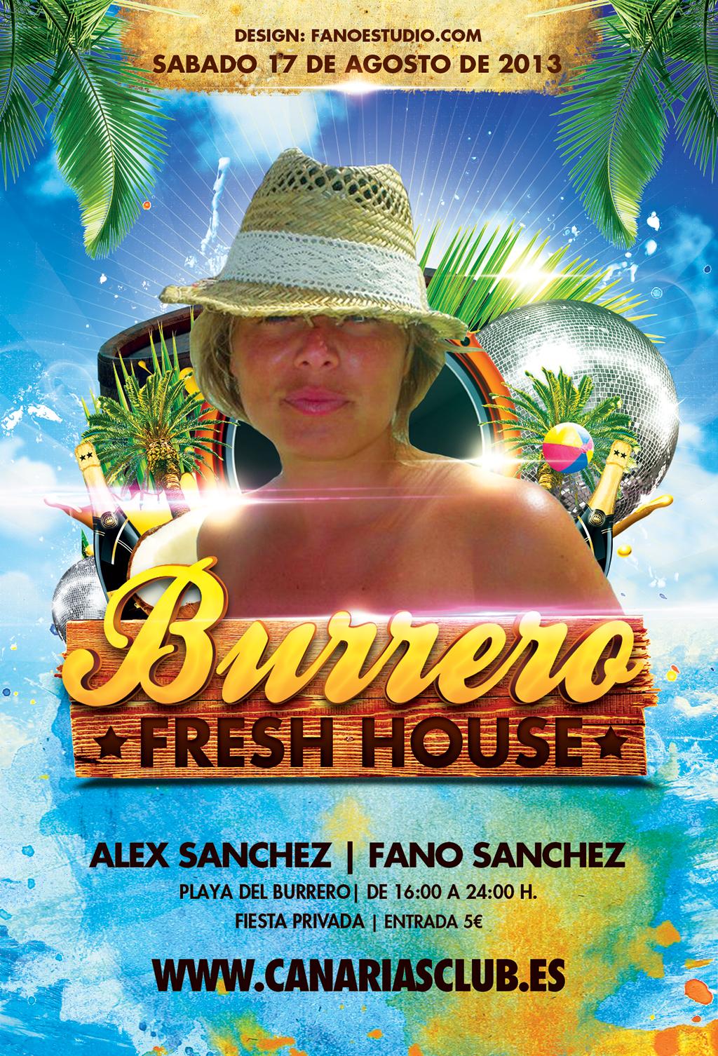 Burrero Fresh House 2013