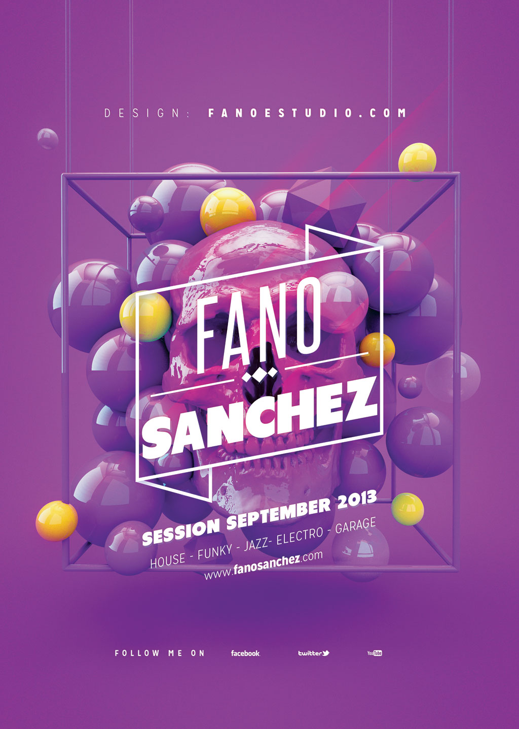 Fano Sánchez Session September 2013