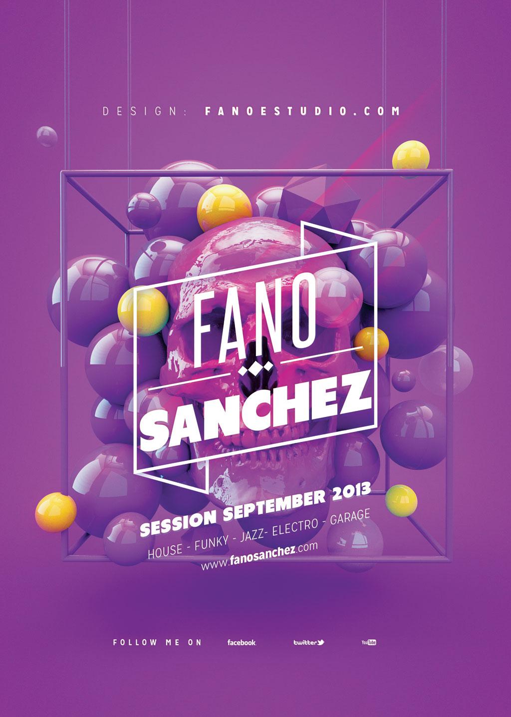 Fano Sánchez – Sesión Septiembre 2013