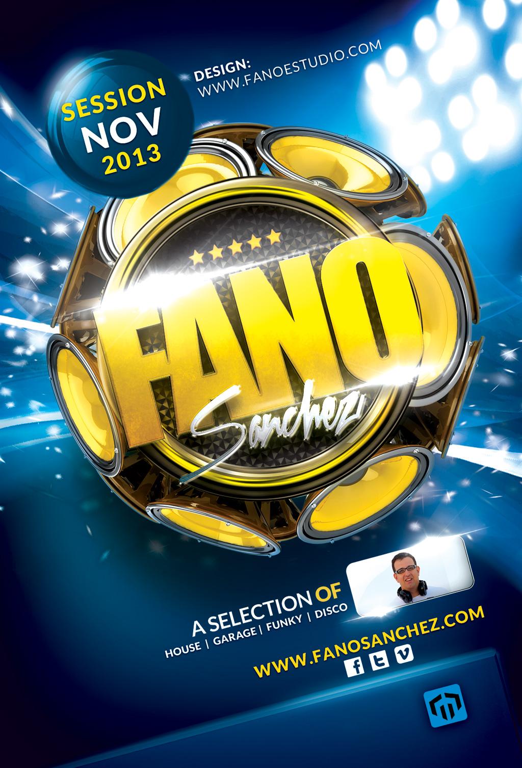Fano Sanchez Session November 2013