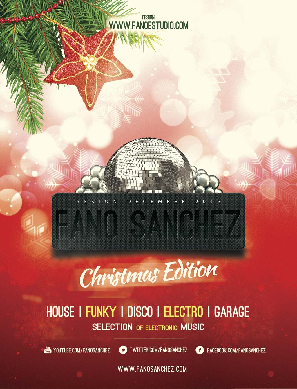 Fano Sánchez – Sesión Diciembre 2013