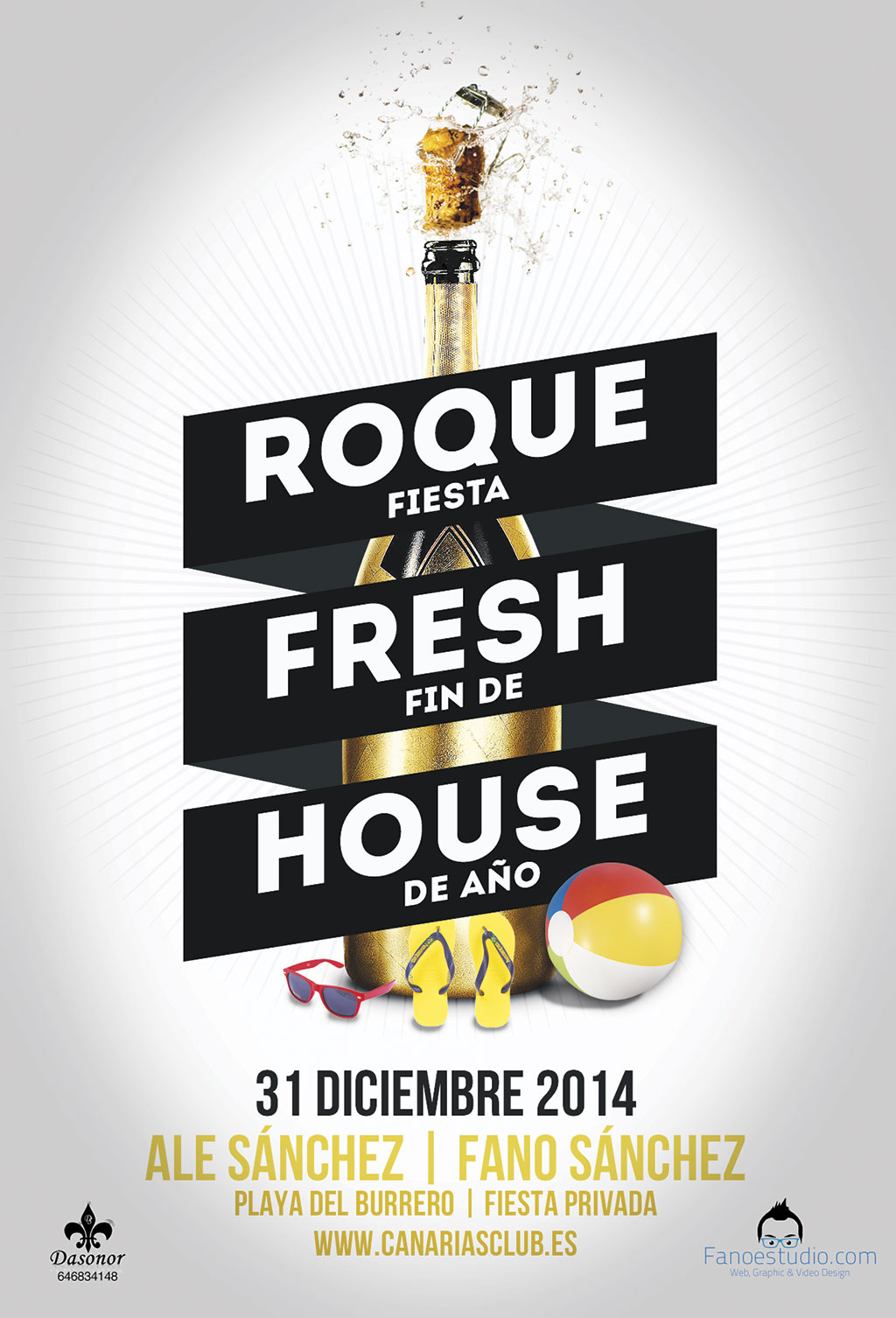Fano Sánchez – Roque Fresh House 2014