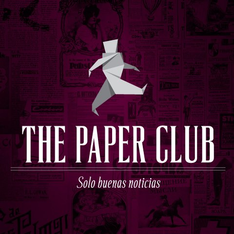 The Paper Club 30 Julio