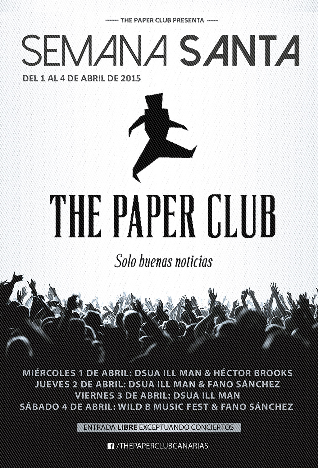 Ruta de Pinchos The Paper Club 1 Abril