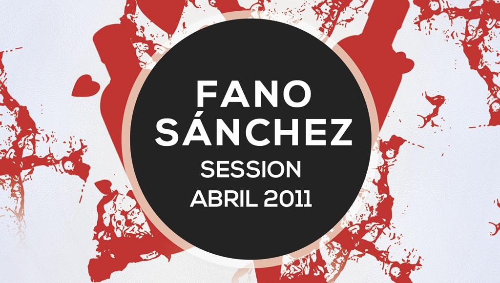 Fano Sánchez – Minimix Abril 2011