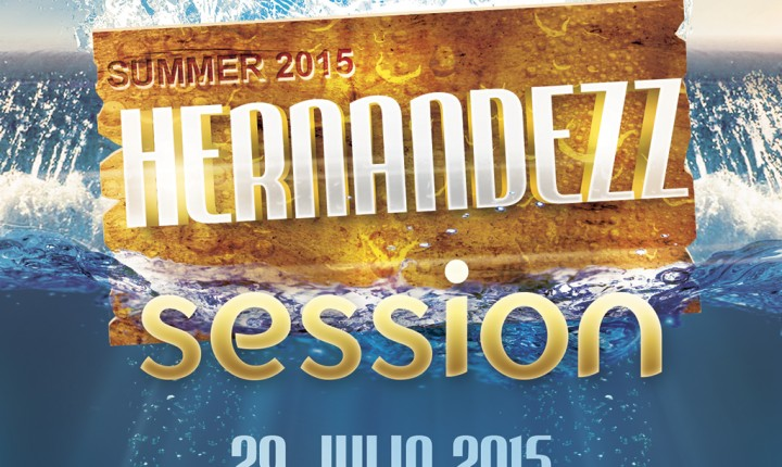 Hernándezz – Session House Julio 2015