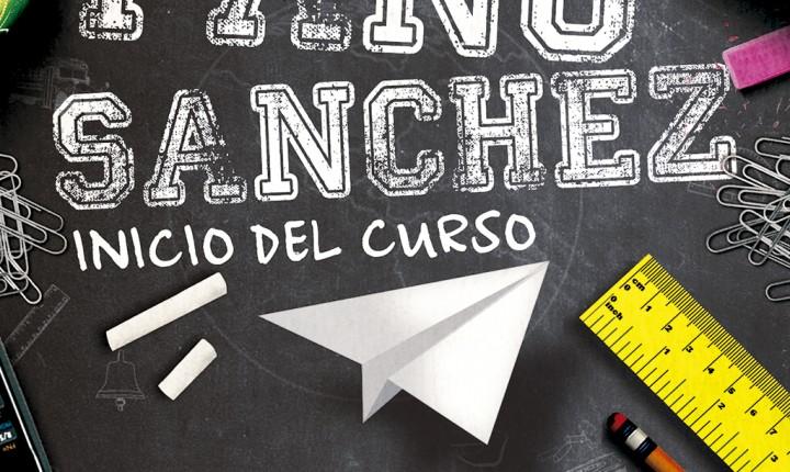 Fano Sánchez – Inicio de las Clases Septiembre 2015