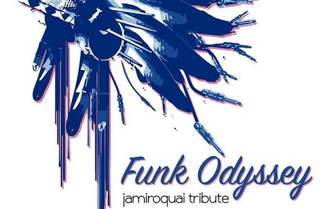The Paper Club con Funk Odyssey Jamiroquai Tribute