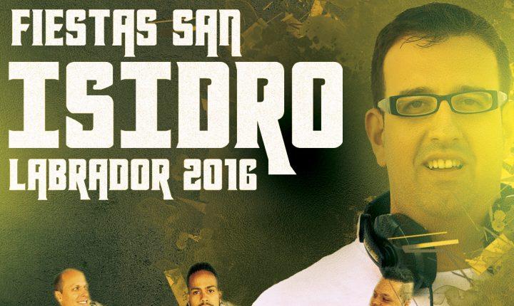 Fano Sánchez – Fiestas San Isidro 2016