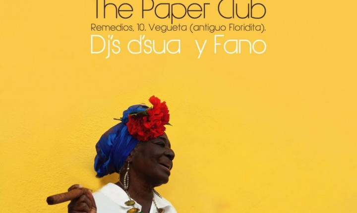 Fano Sánchez – Session Carnaval The Paper Club Febrero 2016