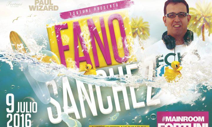 Fano Sánchez – Fortuni #MainRoom 9 Julio