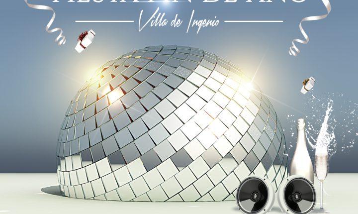 Fano Sánchez – Fiesta Fin de Año Villa de Ingenio 2016