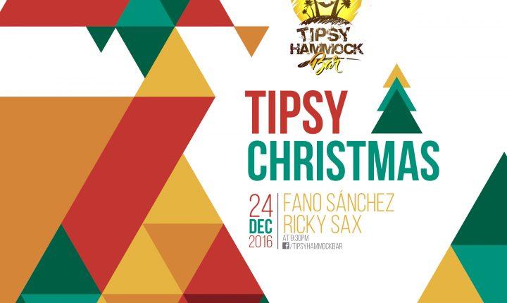 Fano Sánchez – Fiesta Navidad Tipsy Hammock Bar 24 Diciembre 2016
