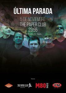 concierto-ultima-parada-en-the-paper-club-5-noviembre