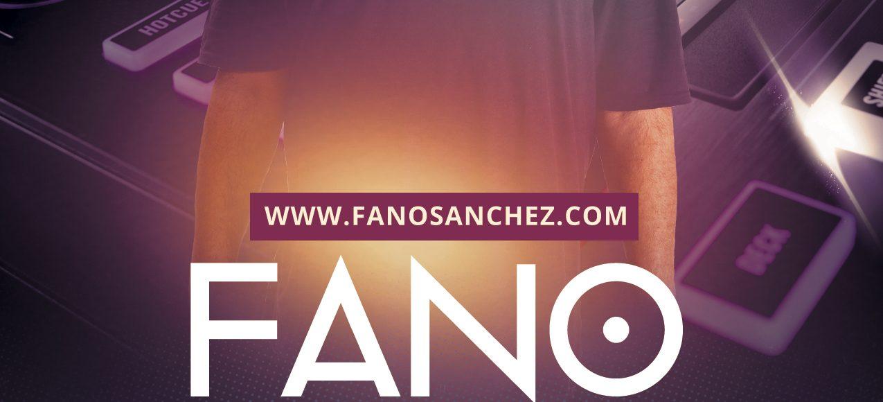 Fano Sánchez – Traktor Kontrol S8 Latin House Session Diciembre 2016