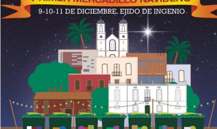 1er Mercadillo Navideño Villa de Ingenio 2016