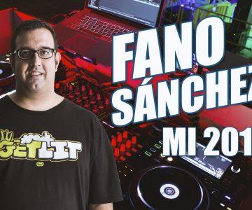 Fano Sánchez – Mi 2016
