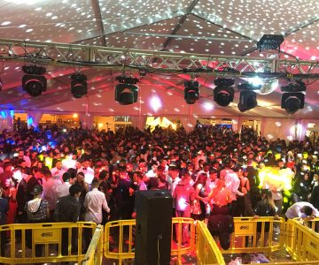 Fiesta Fin de Año Villa de Ingenio 2016