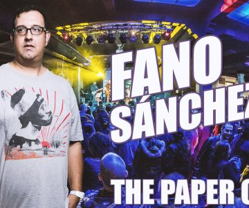 Fano Sánchez – The Paper Club 2017