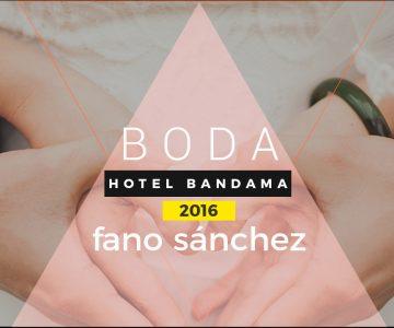 Boda Elisabet y Viras Hotel Bandama Junio 2016