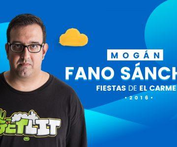 Fano Sánchez – Fiestas del Carmen Mogán Julio 2016