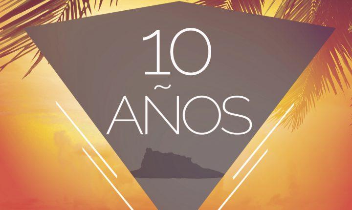 10 Años del Burrero Fresh House