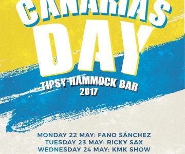 Tipsy Hammock Bar – Canarias Day 2017