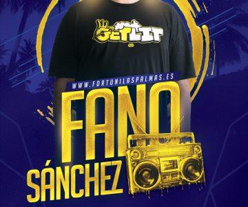 Fano Sánchez – Fortuni Las Palmas 13 Mayo