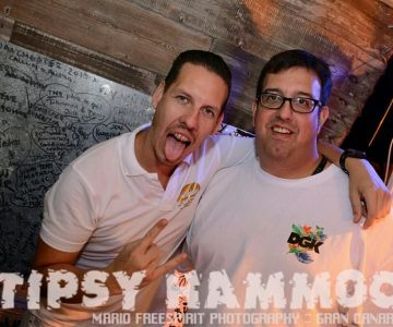 Tipsy Hammock Bar 2017