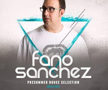 Fano Sánchez – Presummer House Selection Julio 2017 Pioneer XDJ-RX
