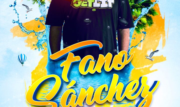 Fano Sánchez – Agenda Agosto 2017