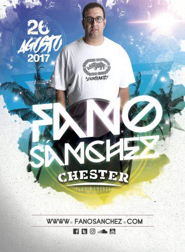 Chester Las Palmas 26 Agosto