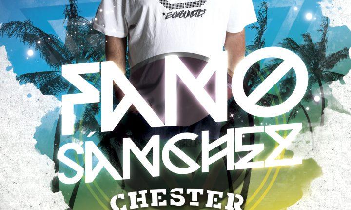 Fano Sánchez – Chester Las Palmas 26 Agosto 2017