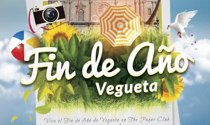 Fano Sánchez – Fin de Año de Vegueta 2017 en The Paper Club