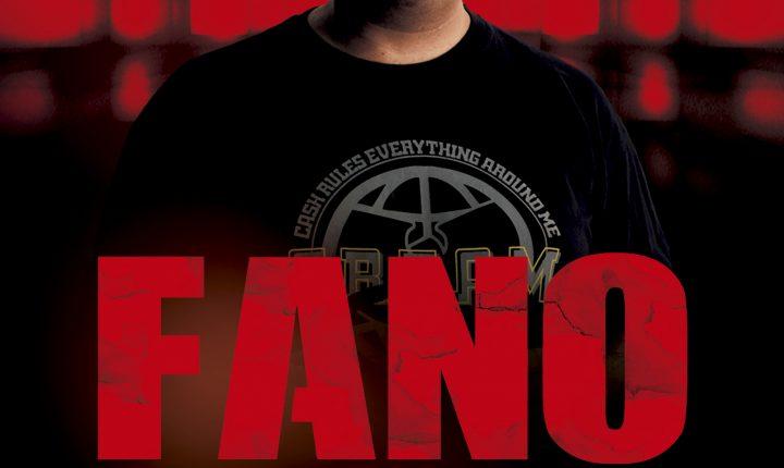 Fano Sánchez – The Paper Club 7 Septiembre 2017