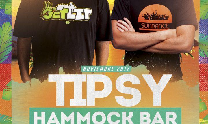 Fano Sánchez – Tipsy Hammock Bar Noviembre 2017