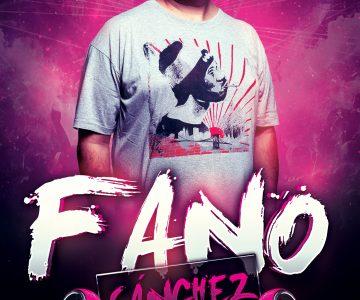 Fano Sánchez – The Paper Club 7 Diciembre 2017