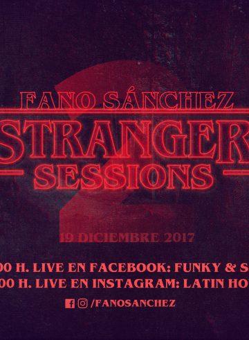 Stranger Sessions 19 Diciembre
