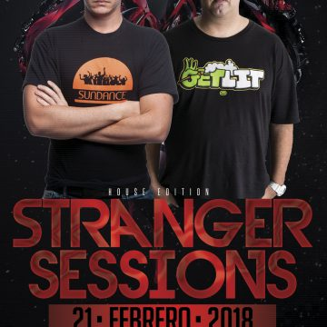 Fano Sánchez – Stranger Sessions House Edition 2018