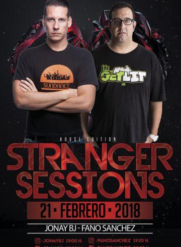 Stranger Sessions 22 Febrero